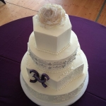 McDavid Wedding Cake